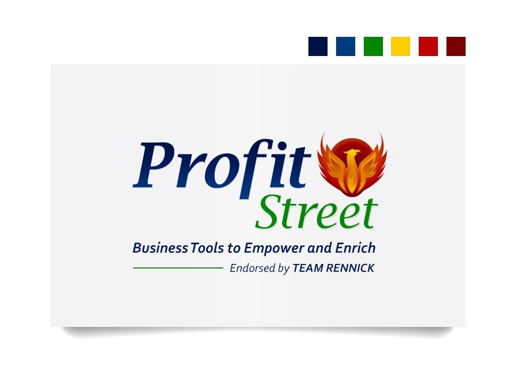 Business software company logo design