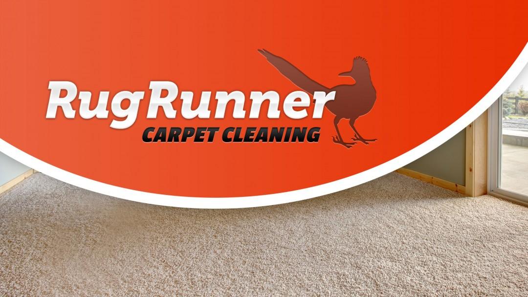 Small business carpet cleaner logo design