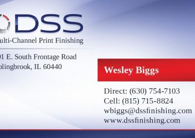 DSS Bus Card