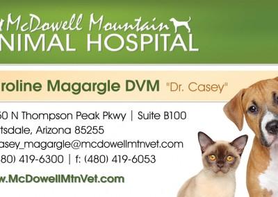 McDowell Mtn Bus Card