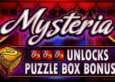 Mysteria logo