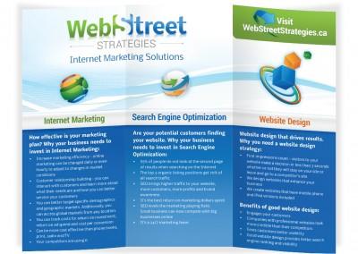 WebStreet Brochure