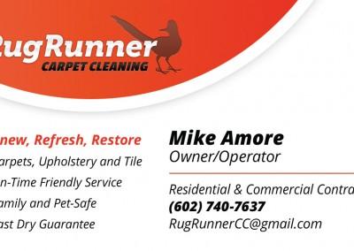 RugRunner Bus Card