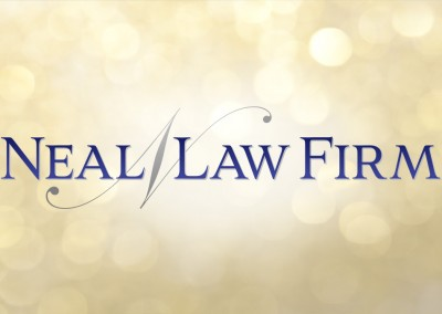 Brand identity and logo design for law firm