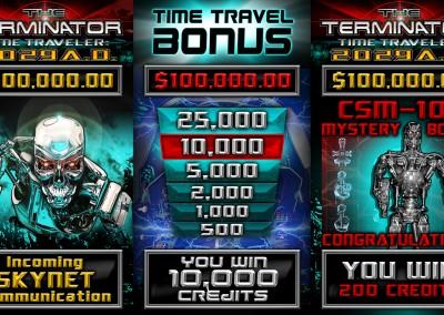 Terminator screens