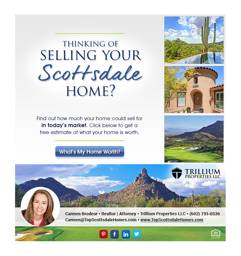 Email marketing design for realtor