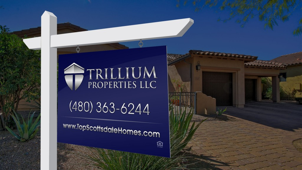 Signage design for realtor