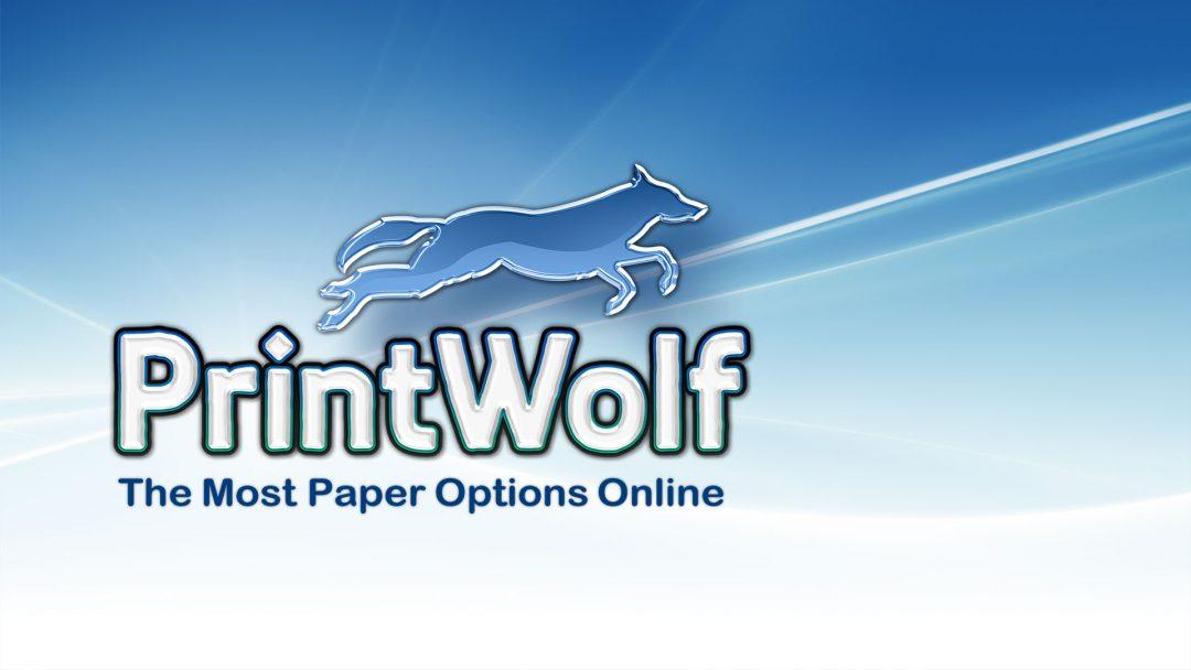 Logo design for online printing company