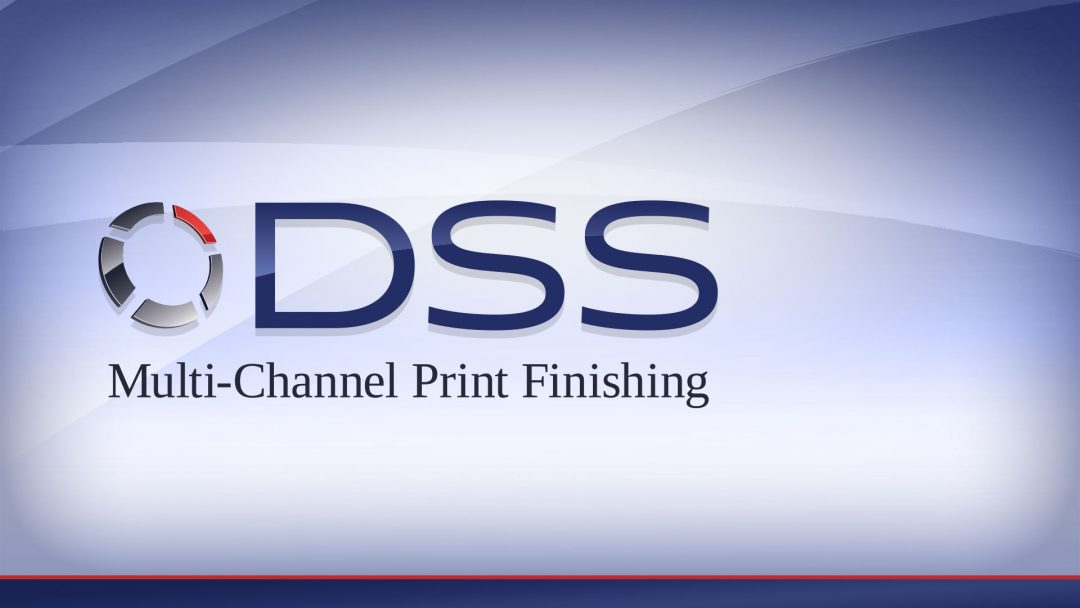 Brand identity and logo design for print finishing company