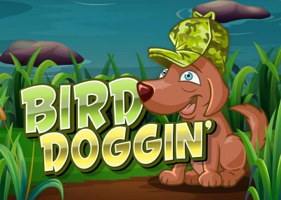 Bird Doggin' Logo Design