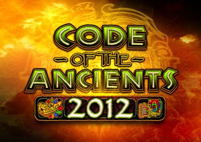 Code Of The Ancients casino game logo