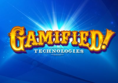 Gamified Technologies Logo Design