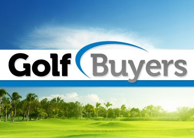 Golf Buyers Logo Design