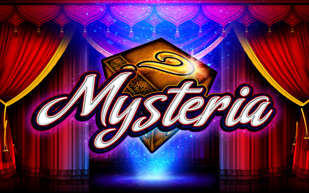 Mysteria: Casino Video Slot Machine Game Design