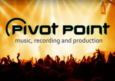 Pivot Point Logo Design