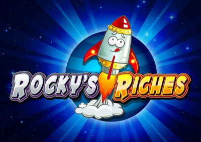 Rocky's Riches Logo Design