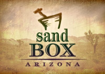 SandBox Arizona Logo Design