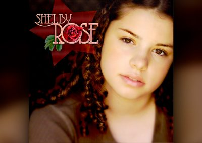 Shelby Rose Album Cover Design