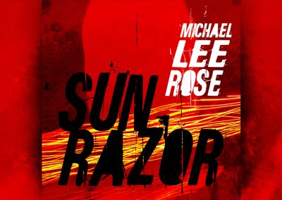Sun Razor Album Cover Design