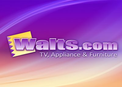 Walts Logo Design