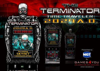 Terminator Slot Concept