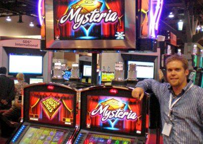 Rob Knapp Mysteria Slot