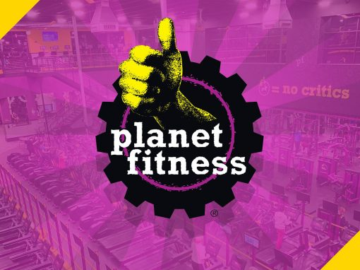 Marketing Support for Planet Fitness Outreach